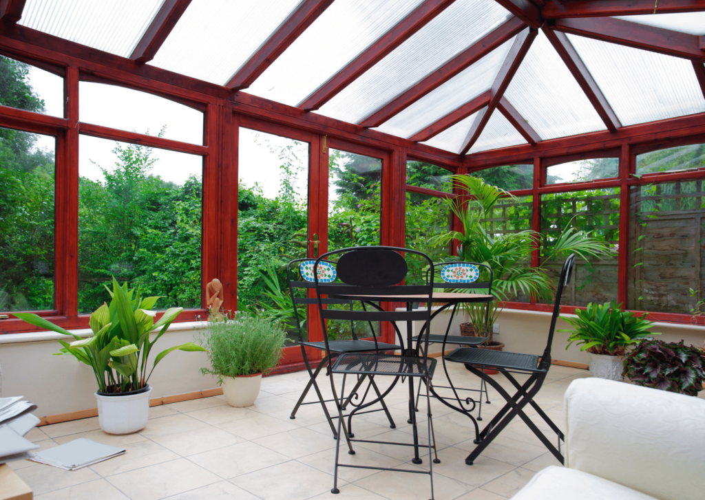 How can I heat my conservatory cheaply?