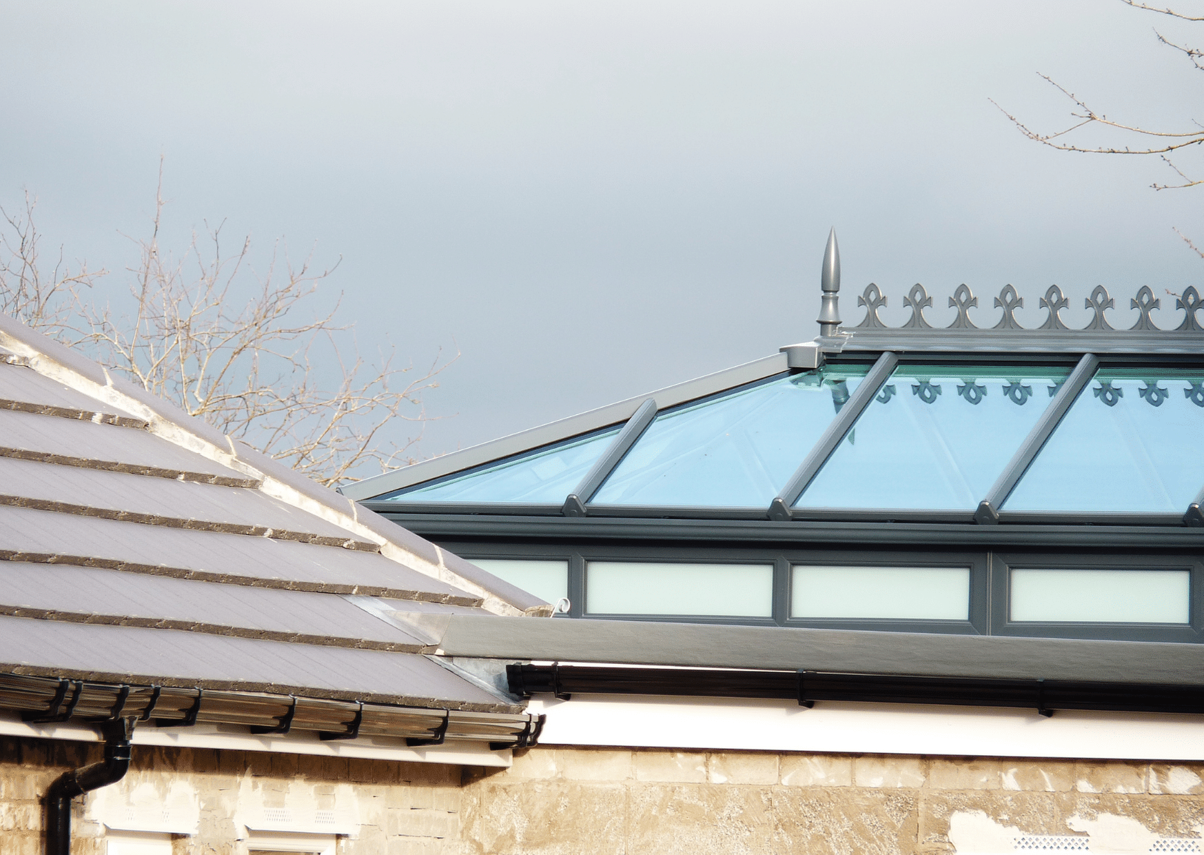How much does a solid conservatory roof cost