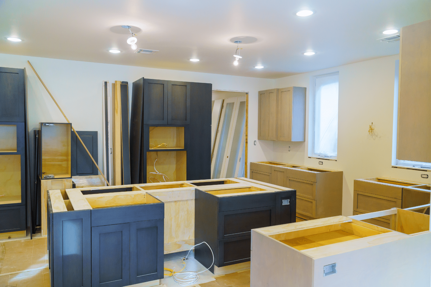 How to diy kitchen remodel